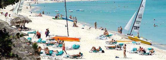 Internacional Varadero Hotel beach