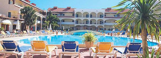 Mercure Cuatro Palmas Varadero pool
